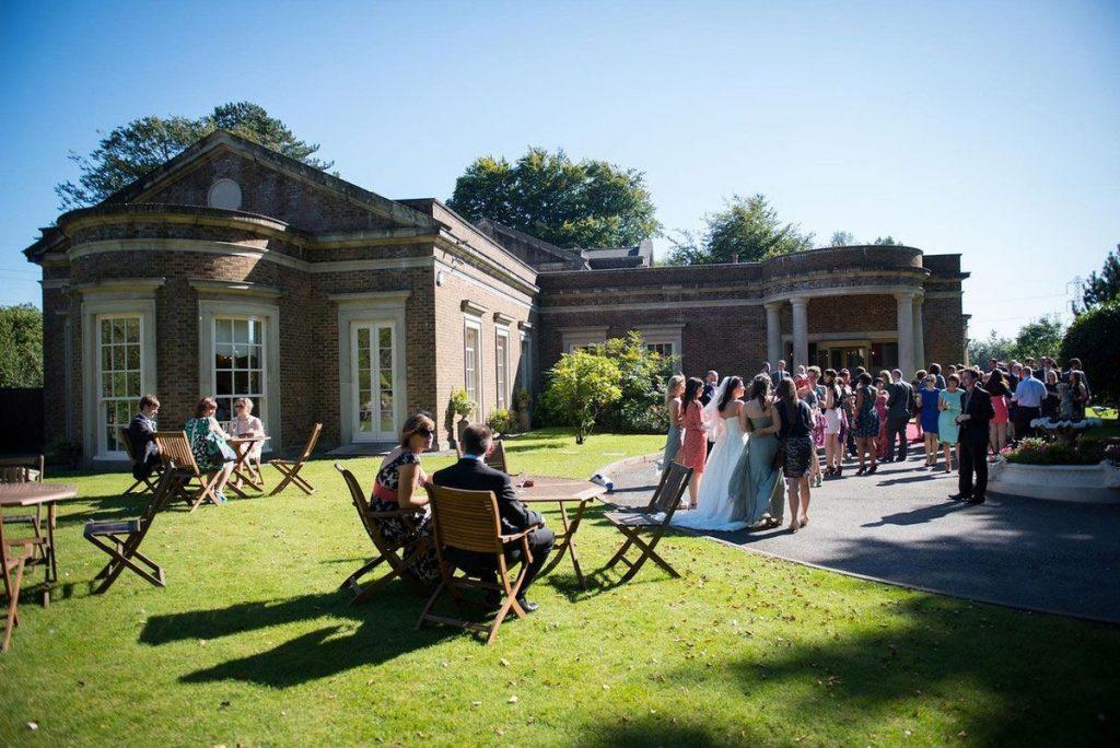 de courceys manor wedding venues south wales