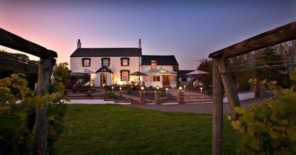 llanerch vineyard wedding venue