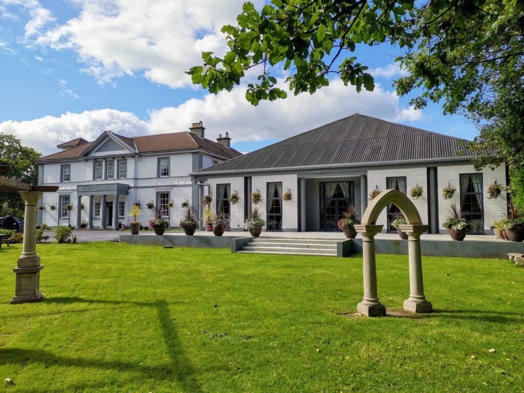 manor park country house wedding venue