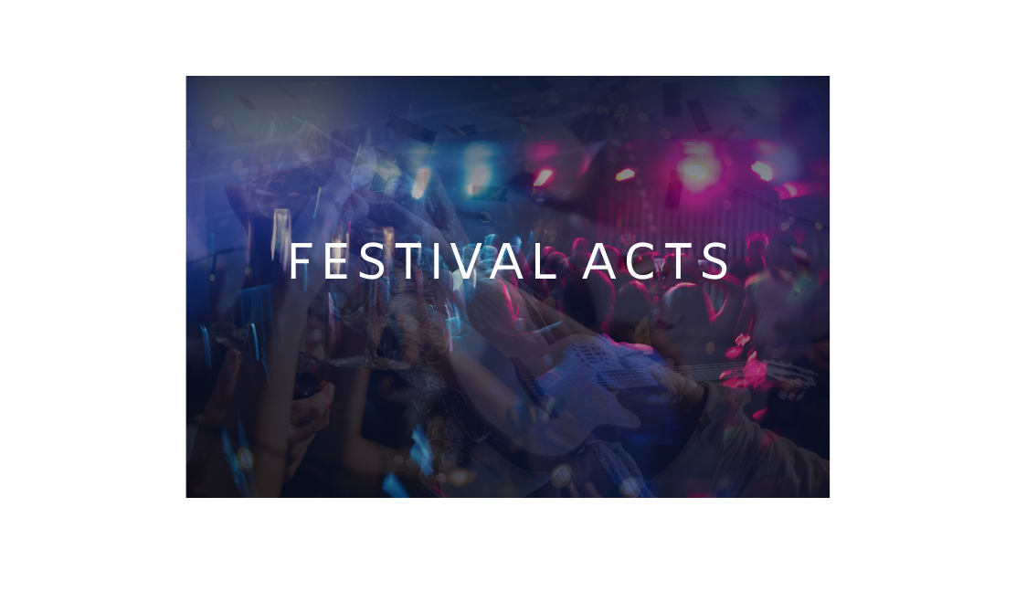 Festival Acts
